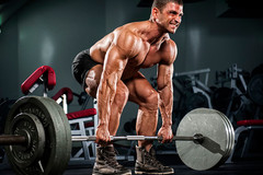 Power Muscle Burn 5 Day Powerbuilding Split