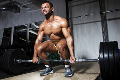 Power Muscle strength 5 Day Split