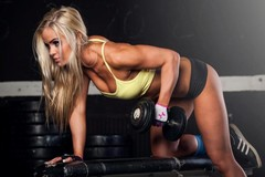 Toning Arm Workouts For Women Weeks 1-4