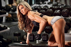 Toning Arm Workouts For Women Weeks 9-12