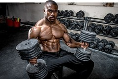 High Intensity Shoulder Blaster Workout