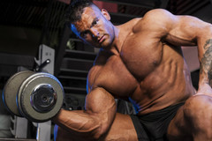 Biceps Workout Routines: Intermediate